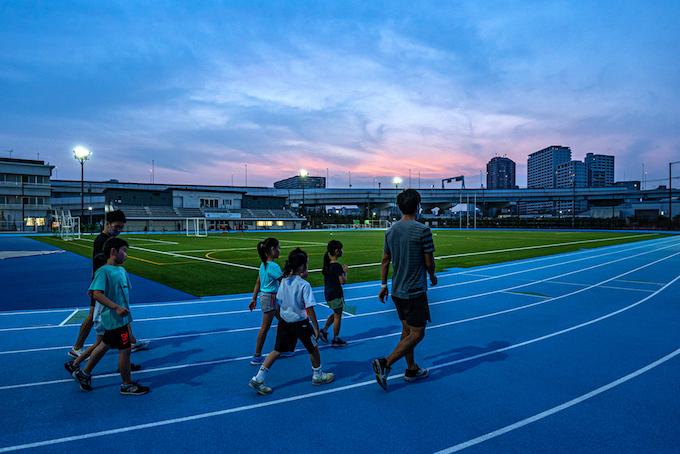 Run for the Future 墨田スクール