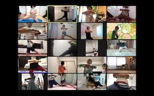 理学療法士の内田直生コーチによる怪我防止プログラムを行いました。