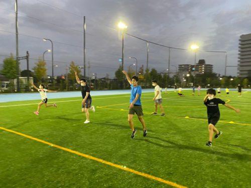 手足の連動性を高めるトレーニング
